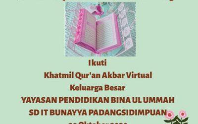 Bahagia Bersahabat dengan Al-Qur'an